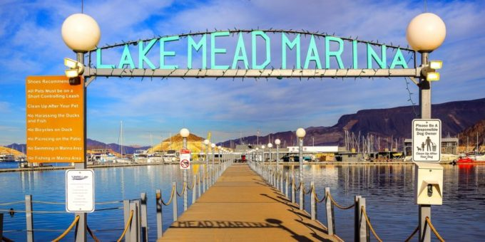 Lake Mead Marina Activities