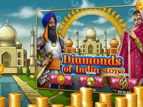 Diamonds of India slot